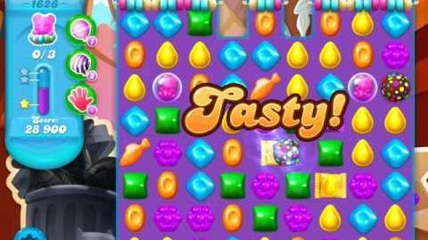 Candy Crush Soda Saga Level 1626 (3 Stars)