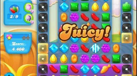 Candy Crush Soda Saga Level 161 (3rd version, 3 Stars)