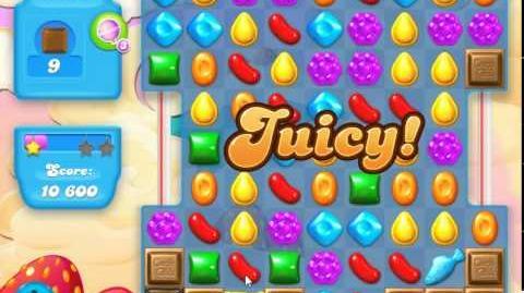 Candy Crush Soda Saga Level 45 (2nd nerfed,3 Stars)