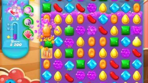 Candy Crush Soda Saga Level 97 (2nd version, 3 Stars)