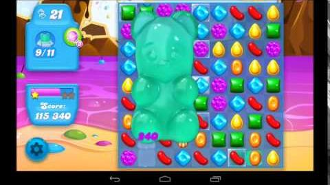 Candy Crush Soda Saga Level 39 - 3 Star Walkthrough