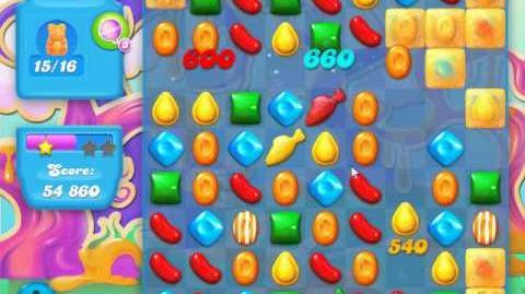 Candy Crush Soda Saga Level 86 (3 Stars)