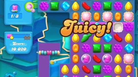 Candy Crush Soda Saga Level 49 (Score Bar)