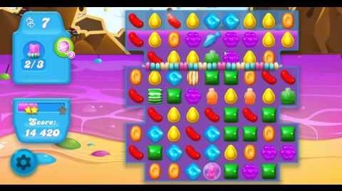 Candy Crush Soda Saga Level 23-1