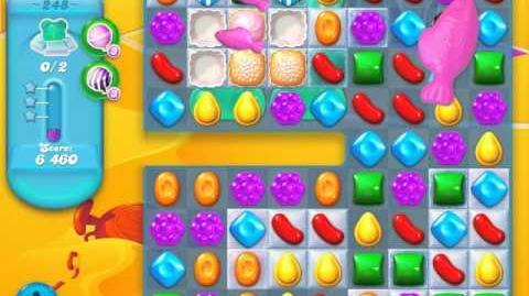 Candy Crush Soda Saga Level 248 (nerfed, 3 Stars)