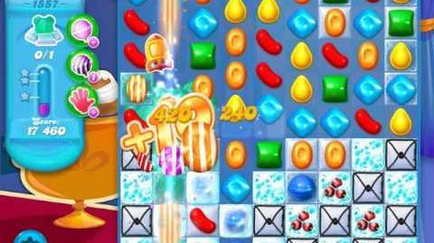 Candy Crush Soda Saga Level 1557