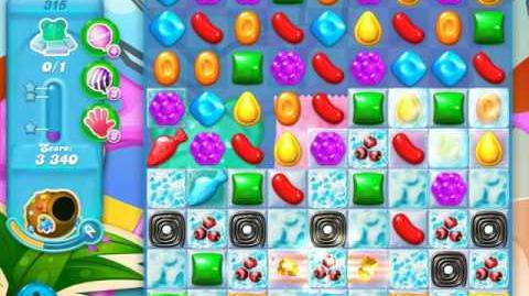 Candy Crush Soda Saga Level 315 (7th version)