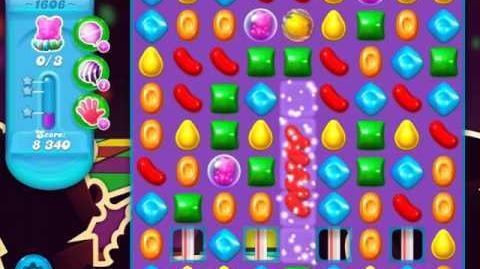 Candy Crush Soda Saga Level 1606 (3 Stars)