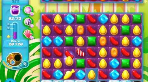 Candy Crush Soda Saga Level 322 (3rd version)