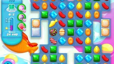 Candy Crush Soda Saga Level 220 (4th version)