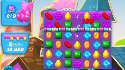Candy Crush Soda Saga Level 1 (unreleased version 3)
