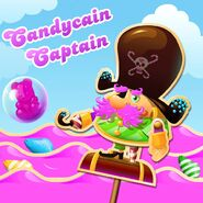 Meet Captain Candycain