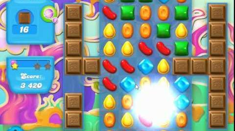 Candy Crush Soda Saga Level 79(nerfed,3 Stars)