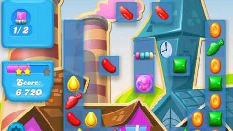 Candy Crush Soda Saga Level 3 (unreleased version 10)