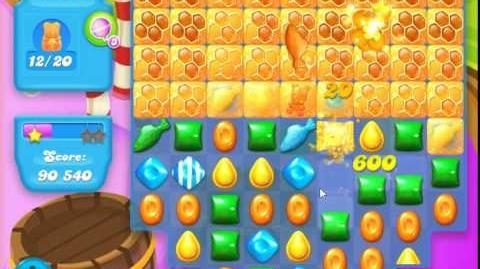 Candy Crush Soda Saga Level 130 (5th version, 3 Stars)