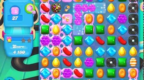 Candy Crush Soda Saga Level 190(3 Stars)