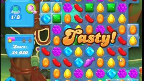 Candy Crush Soda Saga - Level 13