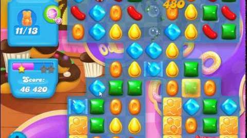Candy Crush Soda Saga Level 118 (buffed, 3 Stars)