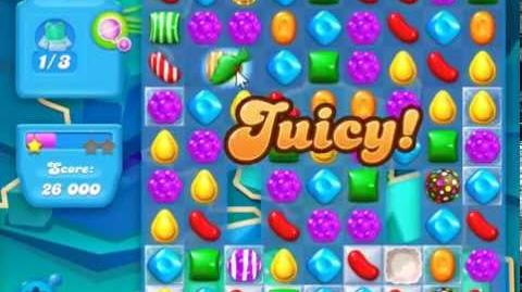 Candy Crush Soda Saga Level 53