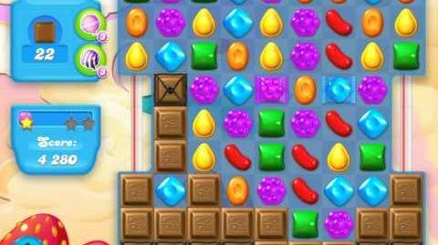 Candy Crush Soda Saga Level 45 (4th version, 3 Stars)
