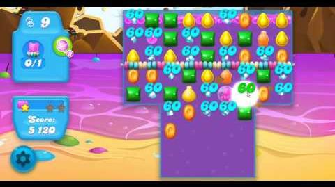 Candy Crush Soda Saga Level 25-0