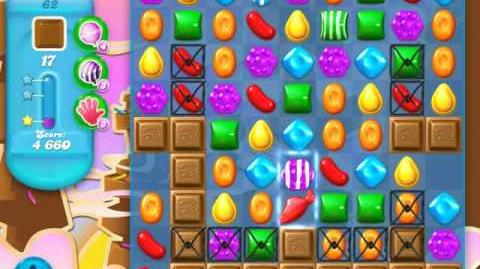 Candy Crush Soda Saga Level 62 (2nd nerfed)