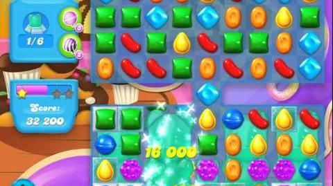 Candy Crush Soda Saga Level 115 (6th version, 3 Stars)
