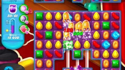 Candy Crush Soda Saga Level 1579 (3 Stars)