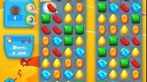 Candy Crush Soda Saga Level 242 (3 Stars)