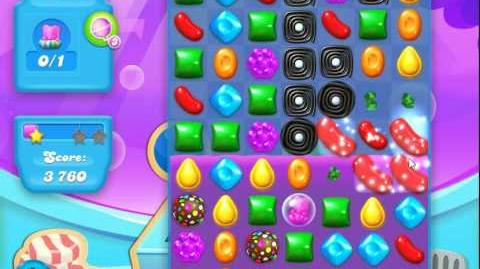 Candy Crush Soda Saga Level 204(3 Stars)