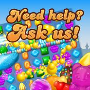 Need help - ask us