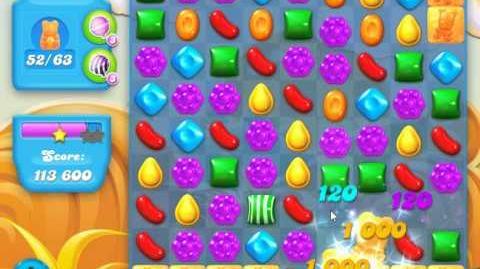 Candy Crush Soda Saga Level 158 (3rd ver