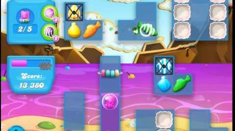 Candy Crush Soda Saga Level 17 (2nd version, 3 Stars)