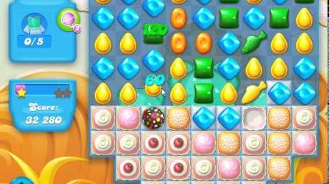 Candy Crush Soda Saga Level 153 (35moves,3 Stars)