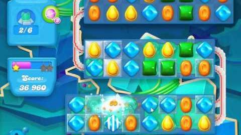 Candy Crush Soda Saga Level 57(3 Stars)