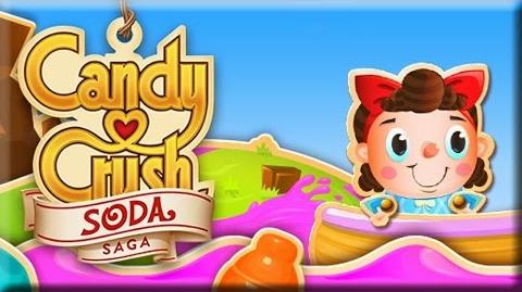 Candy Crush Soda Saga - Level 11 (September 2014)