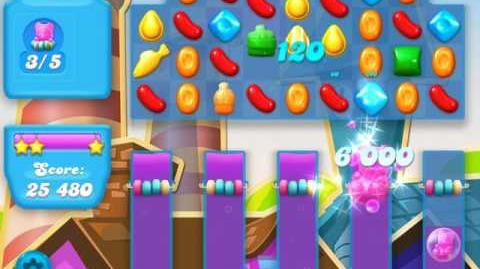 Candy Crush Soda Saga Level 5 (unreleased version 5)