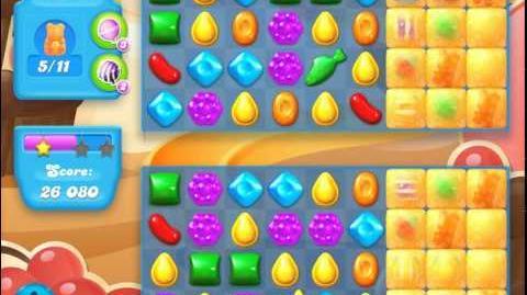 Candy Crush Soda Saga Level 96 (5th version, 3 Stars)