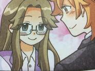 Miyuki smiling