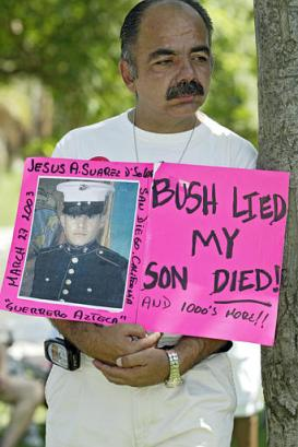 File:Bush lied, my son died.jpg