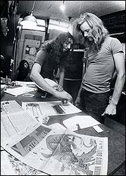File:Dana Beal 1973 working on Yipster Times.jpg
