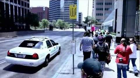 Global Marijuana March - 2011 - Dallas, Texas - Presented by DFW NORML & Doobi