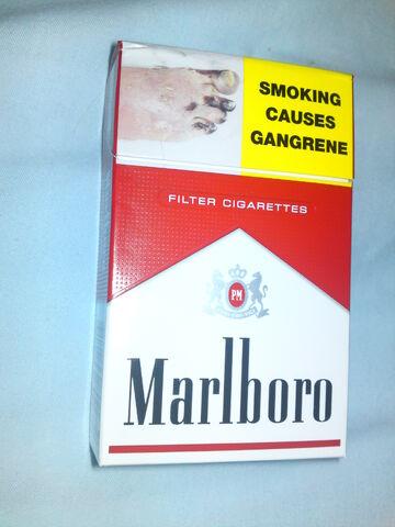 File:Marlboro red pack front NZ.jpg