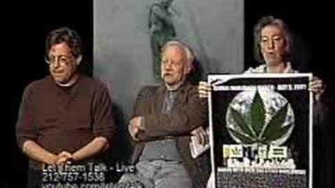 Dana Beal on the Global Marijuana March