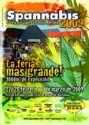 Barcelona 2009 Spannabis