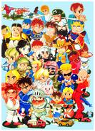 Adventure Quiz Capcom World Akiman