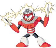 MM3 Spark Man
