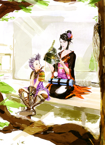 File:Ranmaru and Nōhime.png