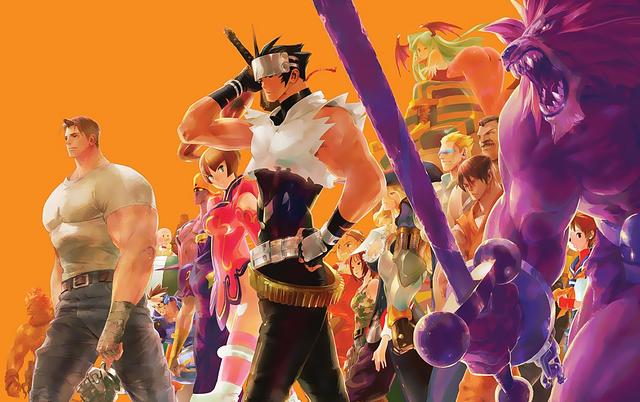 File:Capcom Fighting Tribute.png