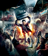 Dead Rising Cover Art